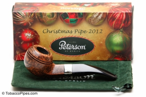 2012 Christmas Box and Pipe