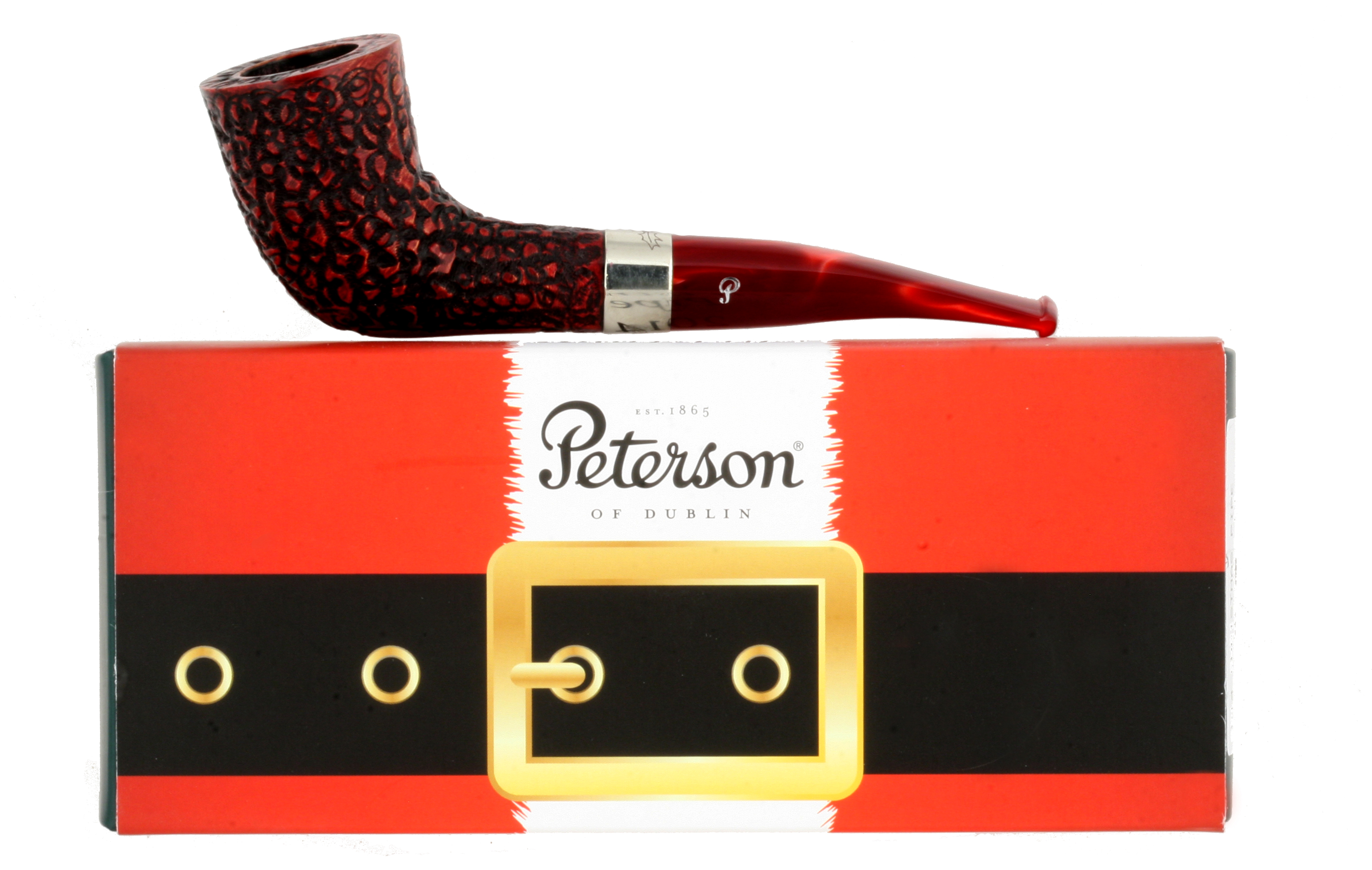 Peterson Christmas Box 2020 Peterson Christmas pipes history – Peterson Pipe Notes
