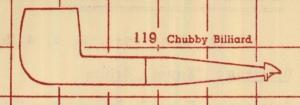 119 Chubby Billiard 1947