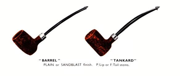 Tankard and Barrel 1945 Catalog