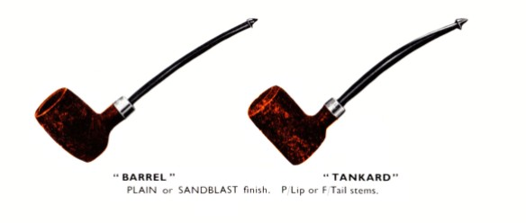 Tankard and Barrel 1945 Catalog