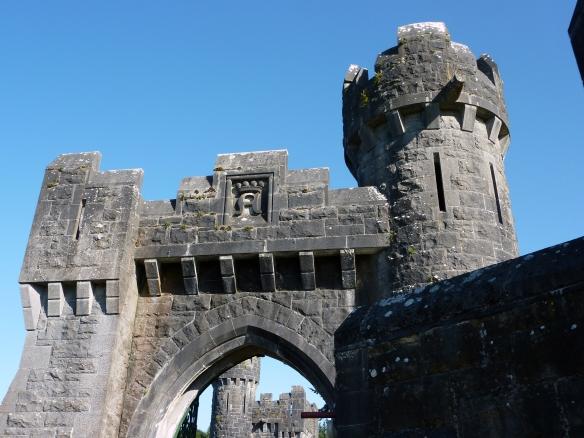 Ashford Castle Gate