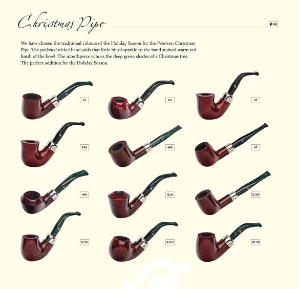 Christmas Pipe