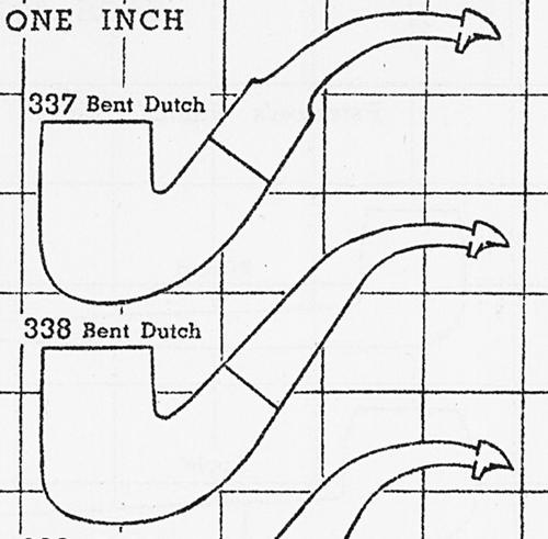 337 and 338 Dutch Billiard 1947