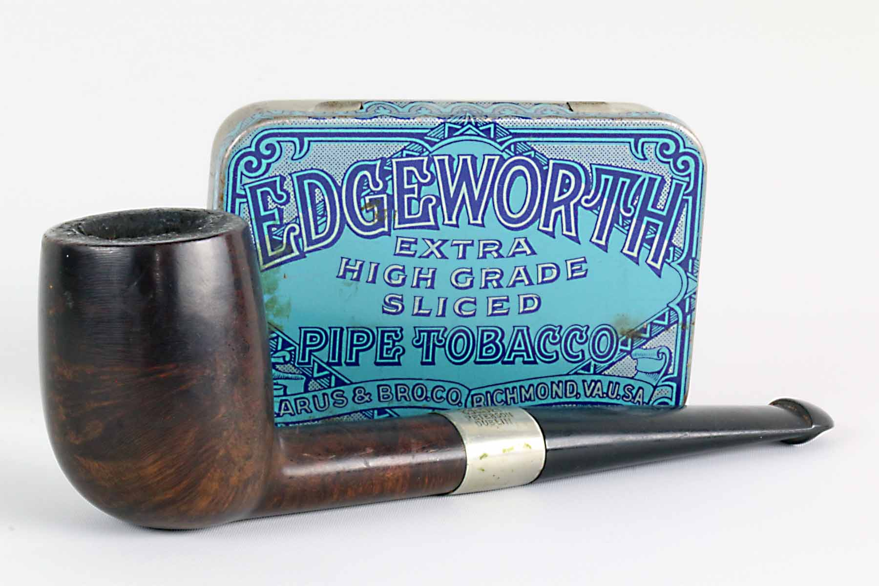 Vintage Shapes | peterson pipe notes